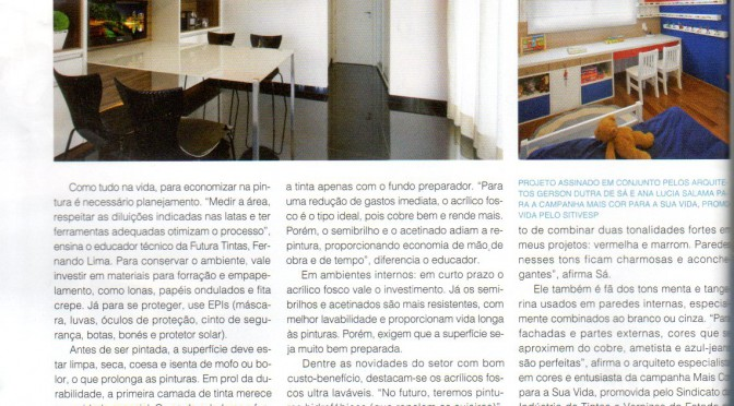 Na mídia (Revista Construir)